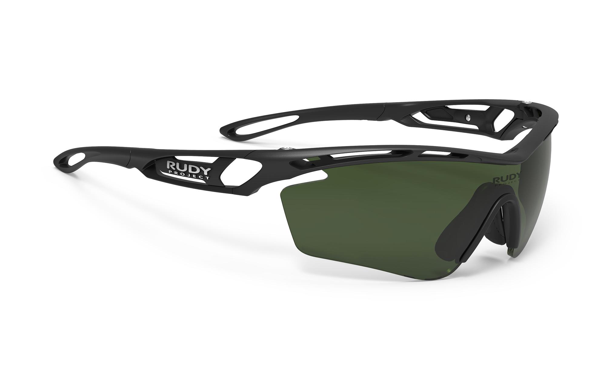 Tralyx Black Matte - ImpactX Photochromic Golf