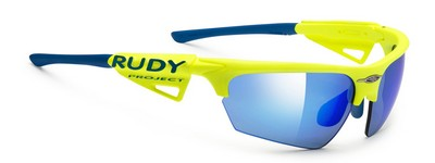 Noyz Racing Pro Yellow Fluo - Multilaser Blue