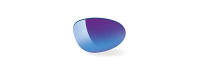 Hypermask Performance Multilaser Blue Lens