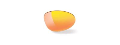 Hypermask Performance Multilaser Orange Lens