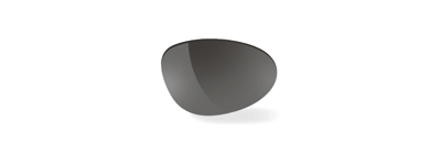 Agon Smoke Black Lens