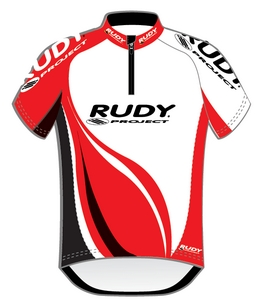 Racing Jersey Red-Black-White
