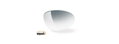 Zyon ImpactX Photochromic 2Black Lens
