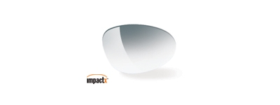 Zyon ImpactX Photochromic 2Black Lens