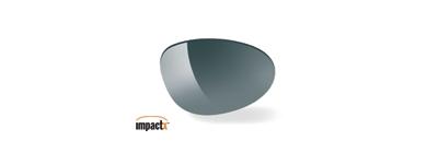Zyon ImpactX Photochromic Polarized Grey Lens
