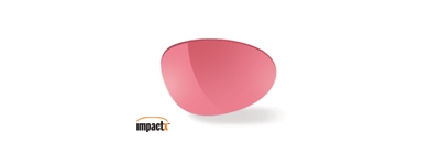 Exception ImpactX Photochromic 2Red Lens