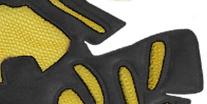 Bug Stop Padding Black Yellow