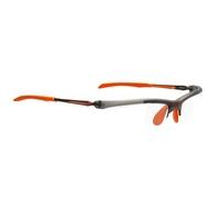 Frame Maya SUF Frozen Ash / Orange * ราคาเฉพาะกรอบแว่น ไม่รวมคลิปออนสายตา ( Frame only )