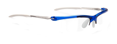 Frame Maya SUF Crystal Blue / White * ราคาเฉพาะกรอบแว่น ไม่รวมคลิปออนสายตา ( Frame only )
