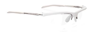 Frame Maya SUF White Gloss / White * ราคาเฉพาะกรอบแว่น ไม่รวมคลิปออนสายตา ( Frame only )