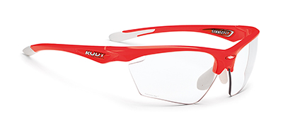 Stratofly Red Fluo - Photochromic Clear