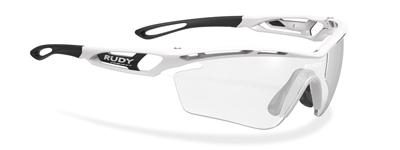 Tralyx SX  White - ImpactX Photochromic 2 Black