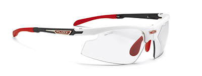 Synform White - ImpactX Photochromic 2 Laser Black