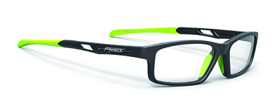Intuition 44A Black Matte / Lime