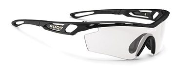 Tralyx SX  Matte Black - ImpactX Photochromic 2 Black