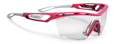 Tralyx SLIM Rubin - Impactx photochromic 2 laser Black