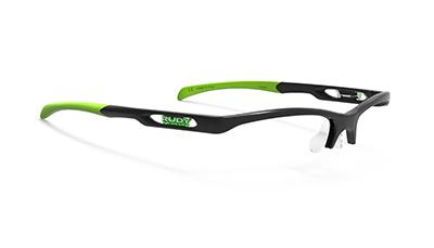 Vulcan SUF Black Gloss / Lime * ราคาเฉพาะกรอบแว่น ไม่รวมคลิปออนสายตา ( Frame only )
