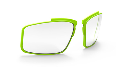 Vulcan SUF Clip On Shape A - Lime