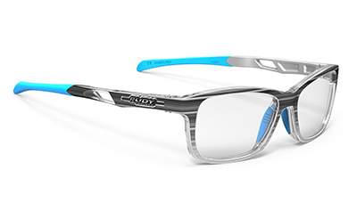 Intuition 44C Black Streaked / Azzurro
