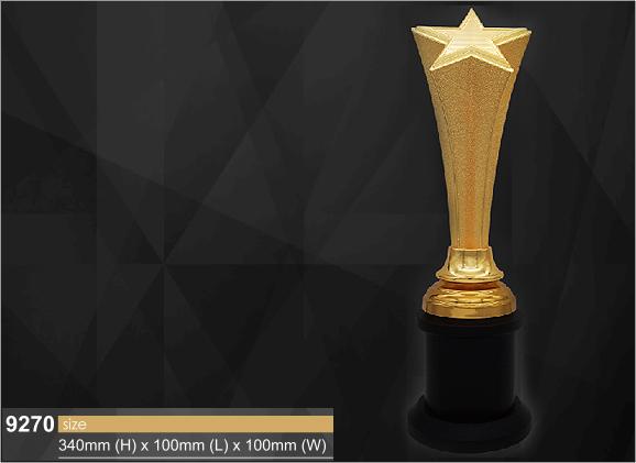 Sculpture trophy ประติมากรรมถ้วยรางวัล 9270