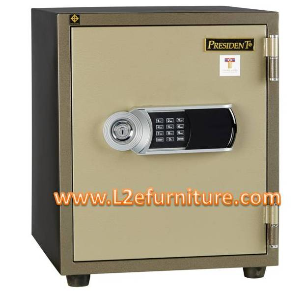 President SS70D4 ตู้เซฟ ตู้นิรภัยกันไฟ น้ำหนัก 70 กิโลกรัม แบบรหัสดิจิตอล