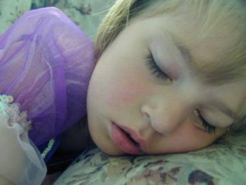 นอนกรนในเด็ก... เมื่อลูกรักอาจหยุดหายใจ