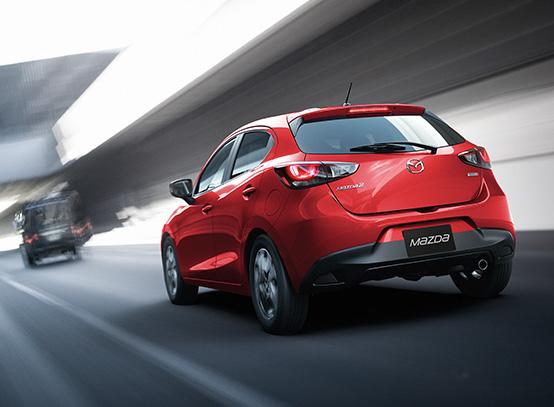 Mazda 2 Skyactiv - มาสด้า 2 สกายแอคทีฟ