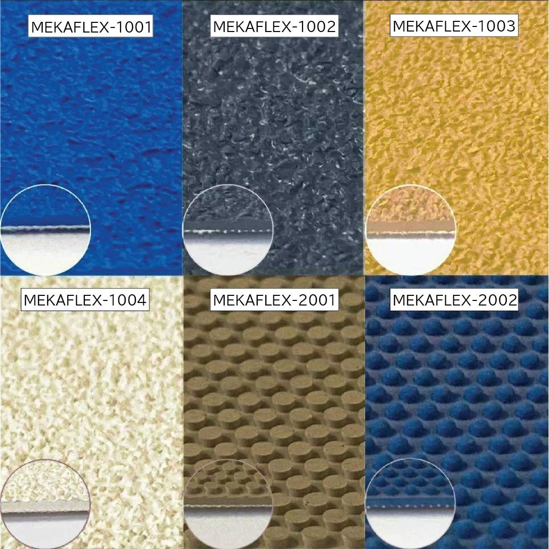Roller Covering Rubber Strip