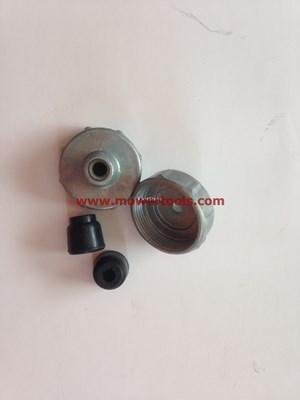 Spiral cap + Rubber cock of carburator NB411
