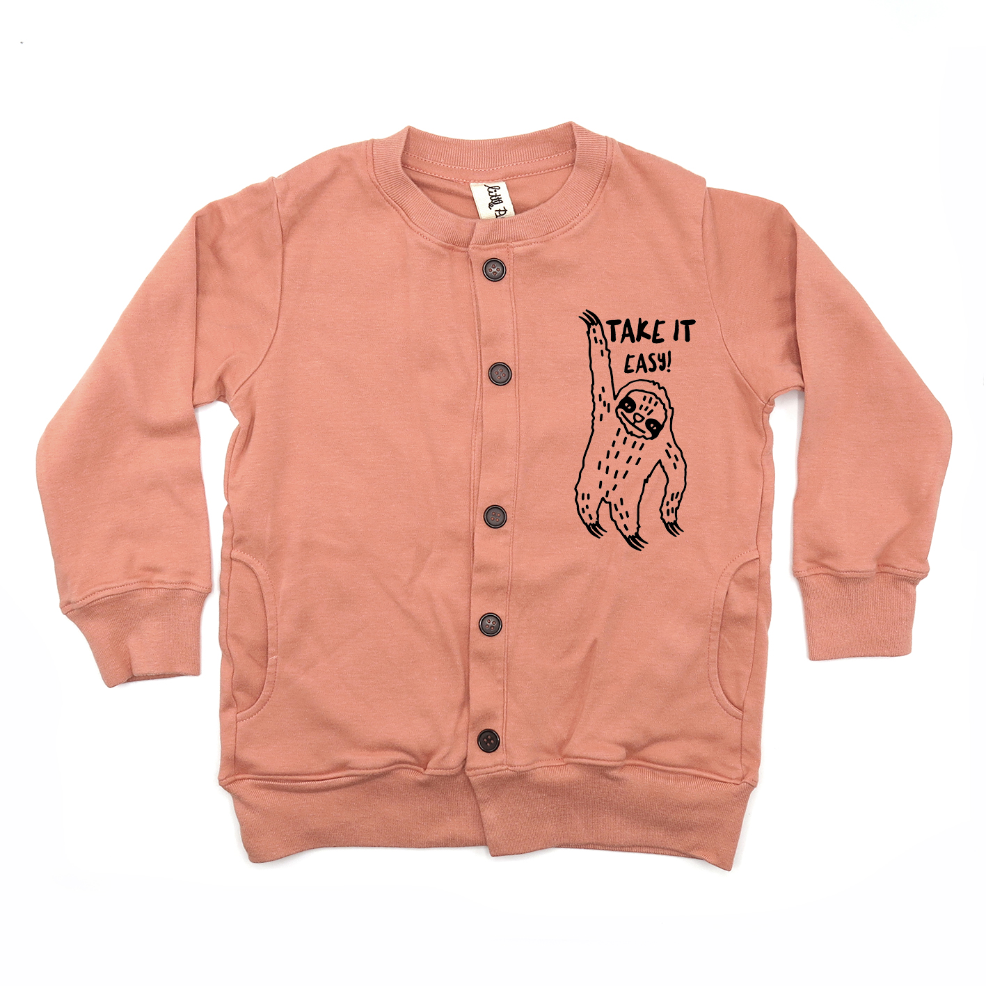 BABY/ KIDS /WOMEN /MEN LP0410 TAKE IT EASY CARDIGAN