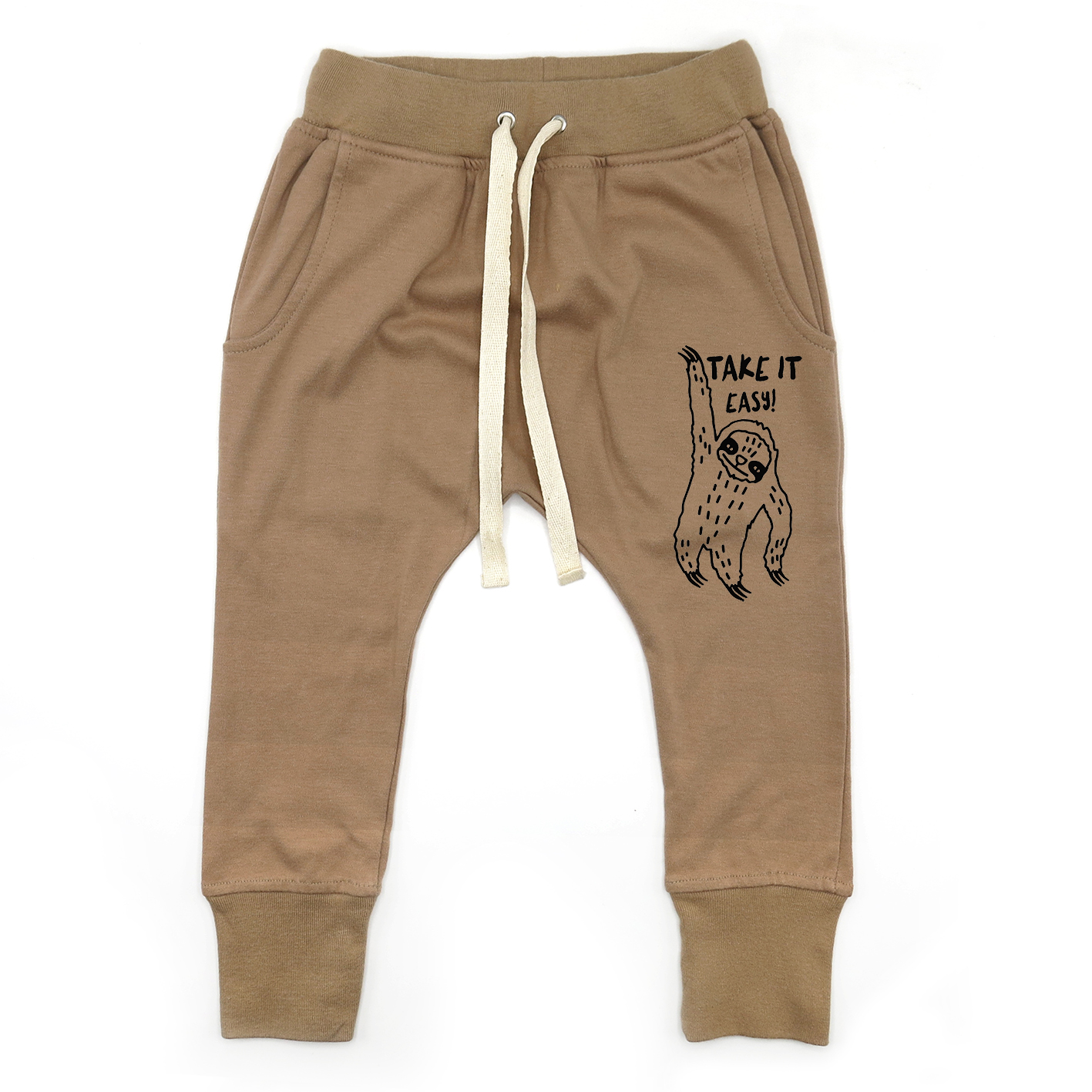 BABY&KIDS LP0554 [C] 0M.-7Y.TAKE IT EASY SLOUCH PANT