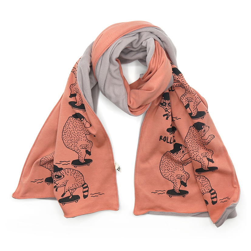 SCARF AC0866 LET'S ROLL