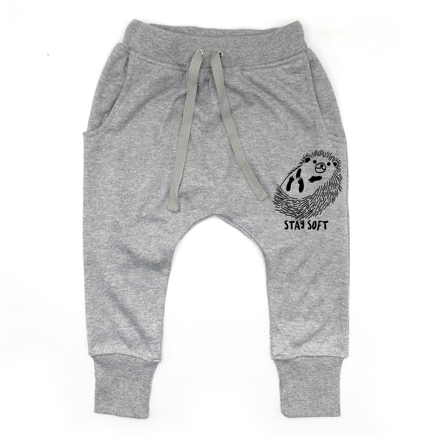 BABY&KIDS LP0582 [C] 0M.-7Y. STAY SOFT SLOUCH PANTS