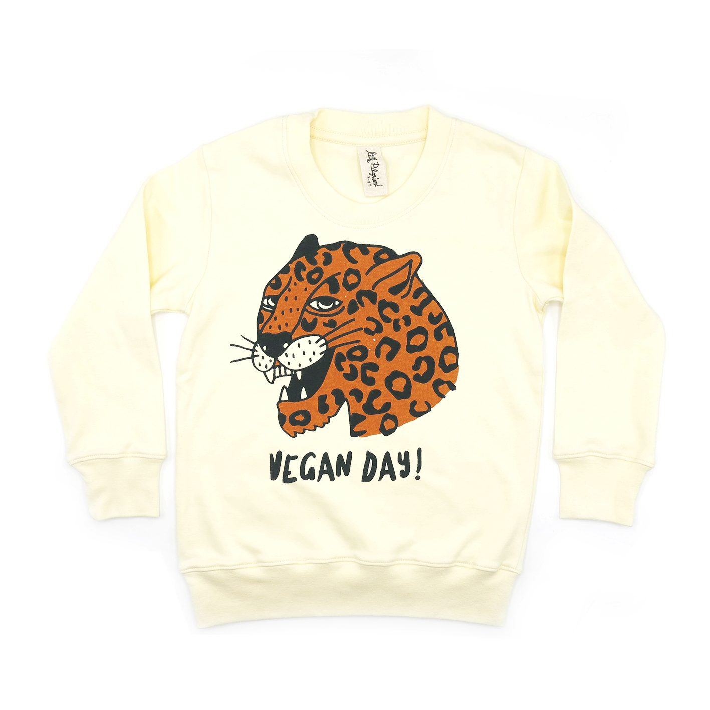 BABY/ KIDS / WOMEN / MEN LP03238 VEGAN DAY SWEATER