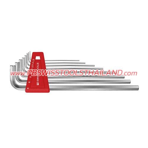 ชุดประแจหกเหลี่ยมยาว PB211H-10