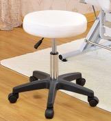 เก้าอี้ทำทรีทเม้นต์ ไฮโดรดิกสีขาว