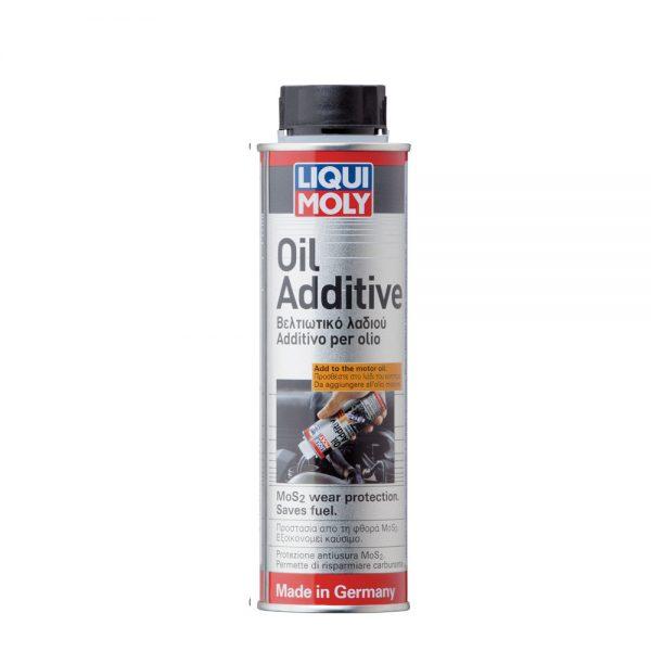 OIL ADDITIVE สารเคลือบลิควิ โมลี่ ออยด์ แอดดิทีฟ