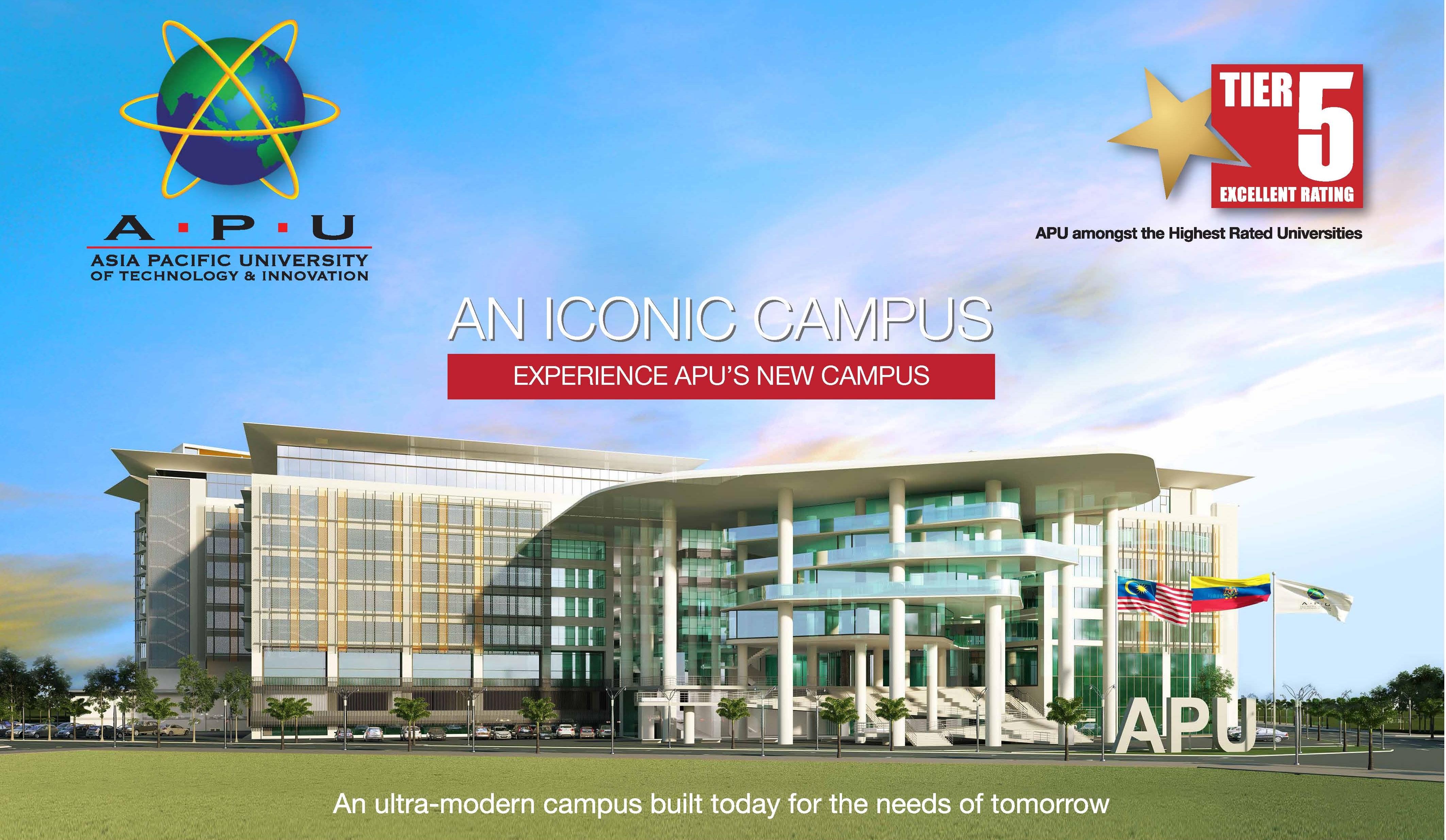 เรียนต่อมาเลเซีย_Asia_Pacific_University_APU