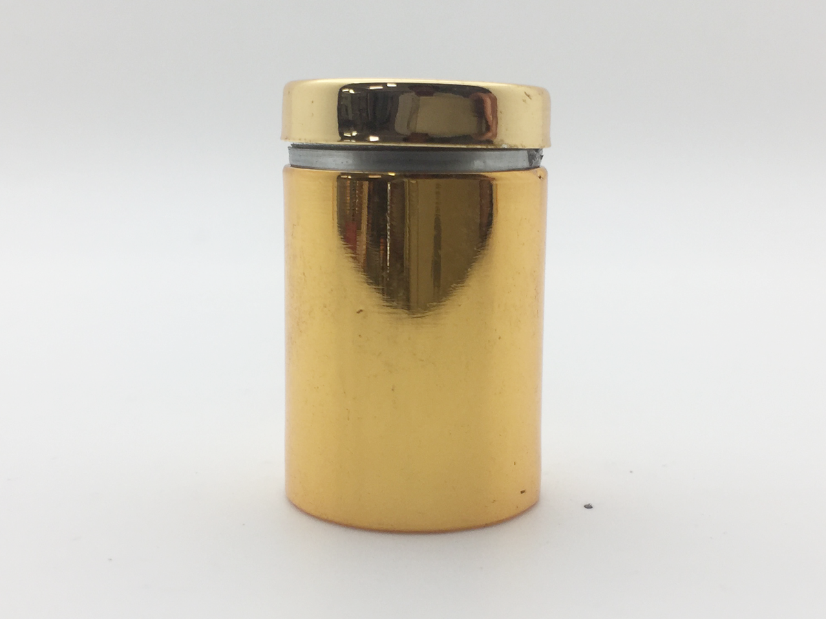 gold-plated bolt