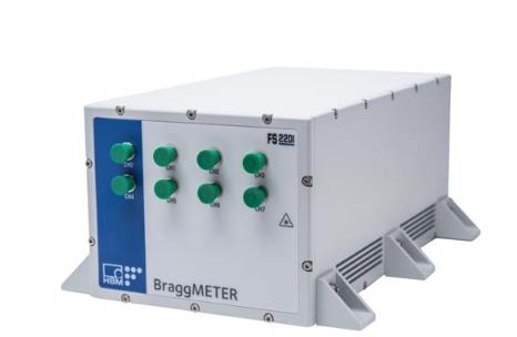 DAQ Optical Fiber Sensing