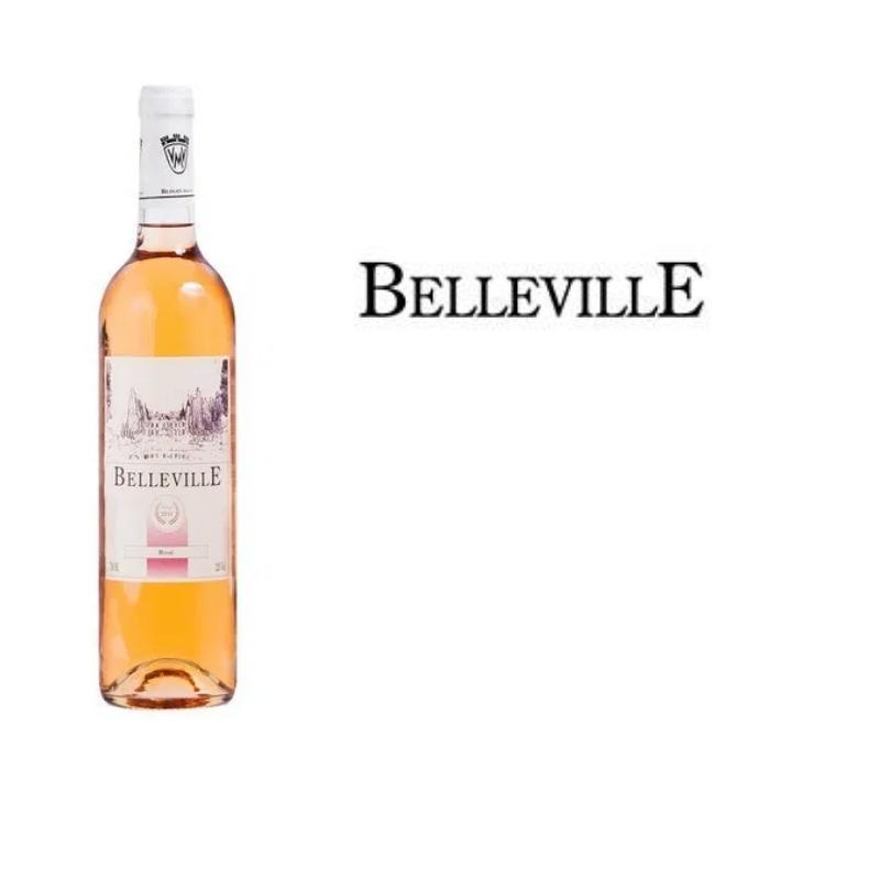 BELLEVILLE ROSE