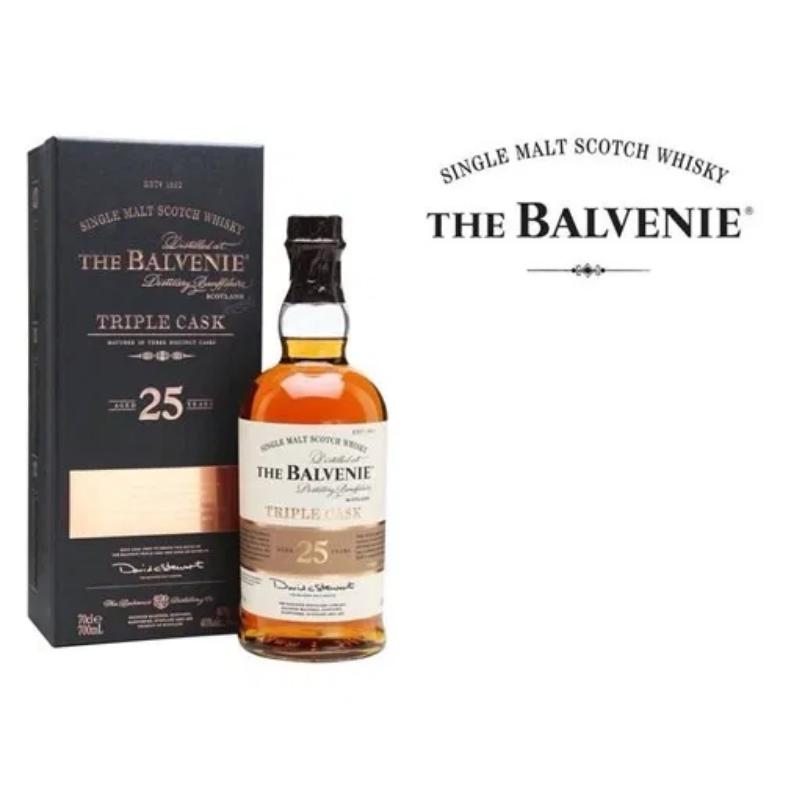 Balvenie 25 Year Old Triple Cask 700 ML