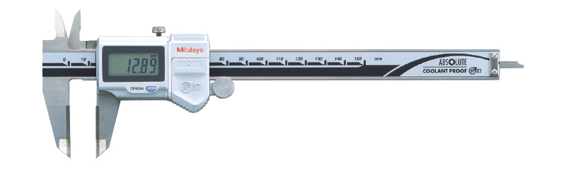 ABSOLUTE_Coolant_Proof_Caliper Mitutoyo