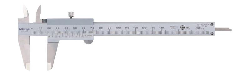 Vernier_Caliper_530_Series_Standard_model Mitutoyo