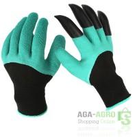 ถุงมือสำหรับขุดดินทำสวน (Garden Genie Gloves)