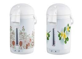 กระติกน้ำร้อนHANABISHI (Electric Jar Pot) รุ่น8002