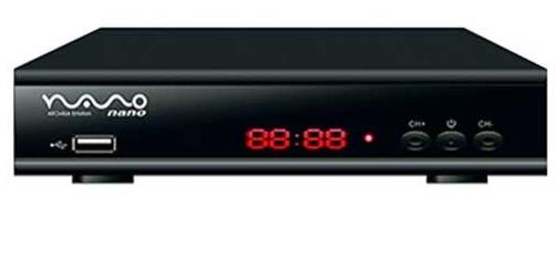 กล่องรับสัญญาณดิจิตอลทีวี NANO รุ่น DT-T2A