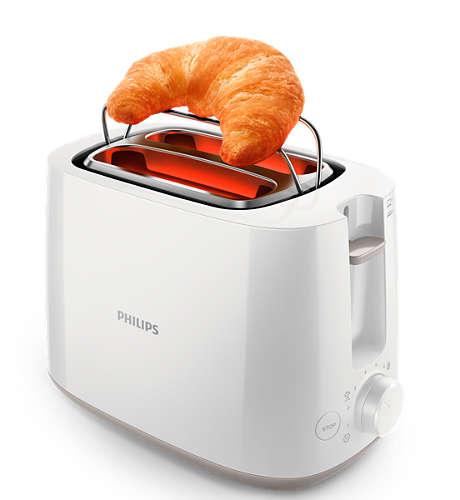 เครื่องปิ้งขนมปัง PHILIPS  รุ่น HD2581