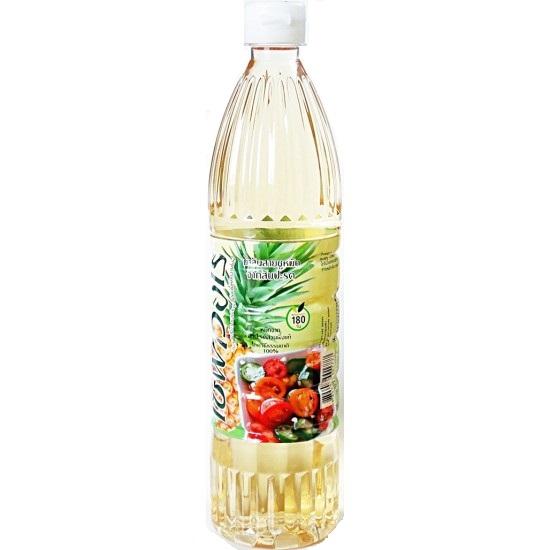 น้ำส้มสายชูหมัก เซฟเวอเร่ สับปะรด 750 มล.
