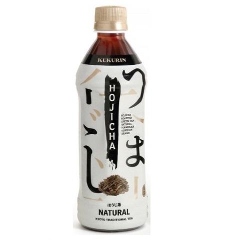 น้ำชาเขียวคั่ว คุคุริน ธรรมชาติ 500 มล.